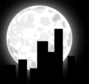 Moon_sillouette-city-skyline