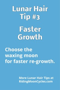Lunar Hair Tip #03