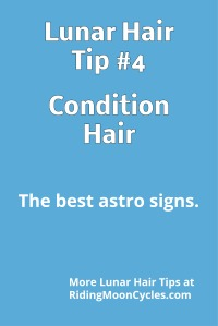 Lunar Hair Tip #4 - Condition
