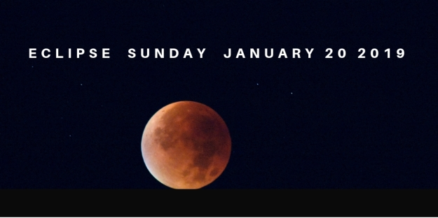 Riding Moon Cycles Eclipse Sunday Jan 20 2019
